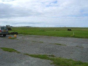 Benbecula golf course