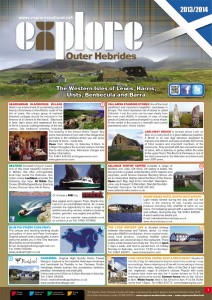 Explore the Outer Hebrides Guide
