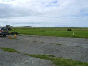 Benbecula golf course