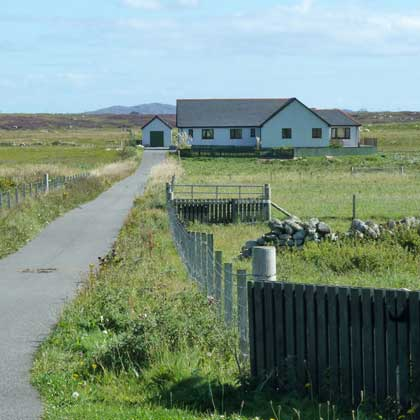 Where to stay on the Isle of Benbecula